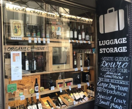 Luggage Storage Vinho