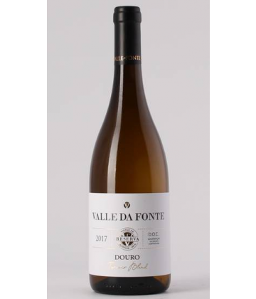 Valle da Fonte Reserva Branco 2018 - Bottle - 750 ml.