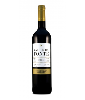 Valle da Fonte Tinto 2017 - Bottle - 750 ml.