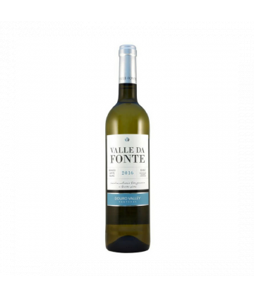 Valle da Fonte Branco 2018 - Bottle - 750 ml.