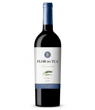 Flor do Tua Reserva tinto 2016