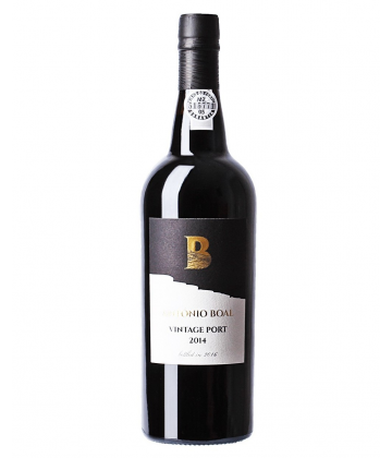 António Boal Vintage Port 2014